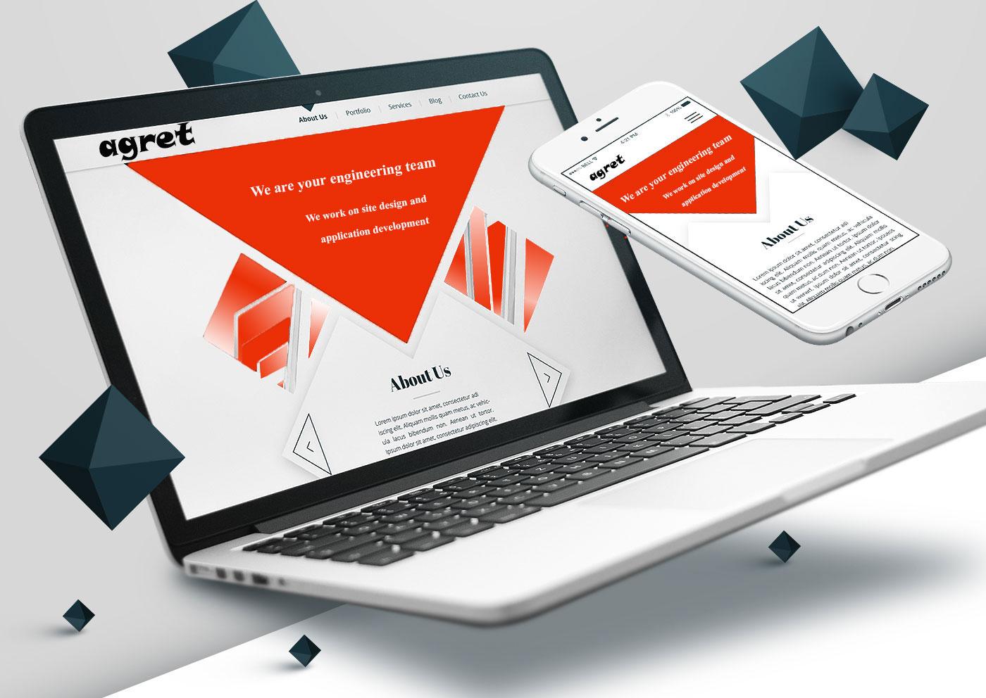 طراحی و تولید سایت