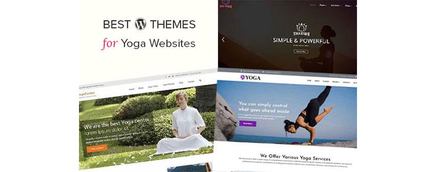 وب سایت یوگا