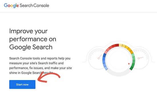 اضافه کردن سایت به کنسول جستجوی گوگل